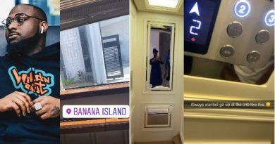 Davido set to move into his new crib