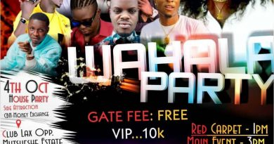 Pk Entertainment – Wahala Party
