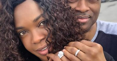 Nollywood Actress Omoni oboli celebrates 20th marriage anniversary with husband