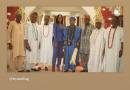 Ex Bbnaija housemate Tolani baj visits Oba of Ikorudu