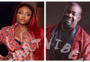 Actress Nazo ekezie shoots shot on Donjazzy
