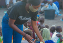"Ex Bbnaija housemate Tolani baj starts Foundation ""Feed the people"""