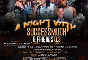 A NIGHT WITH SUCCESS MUCH AND FRIENDS 0.3