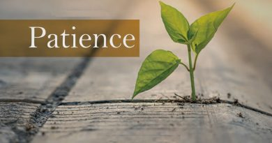 The Essence of Patience