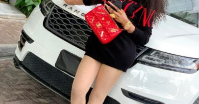 Bobrisky gifts his Father a car on his Birthday