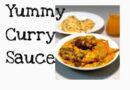 KessyCuisine: Curry sauce with coconut flavor